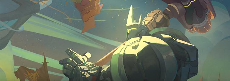 Overwatch: электронный комикс «Гроза драконов»