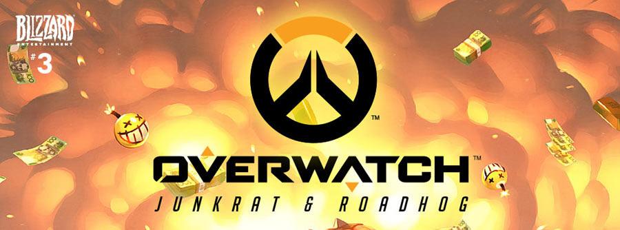 Overwatch: электронный комикс «Все по закону»