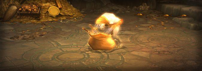 Diablo III. Работа дизайнера: рассмешить гоблина