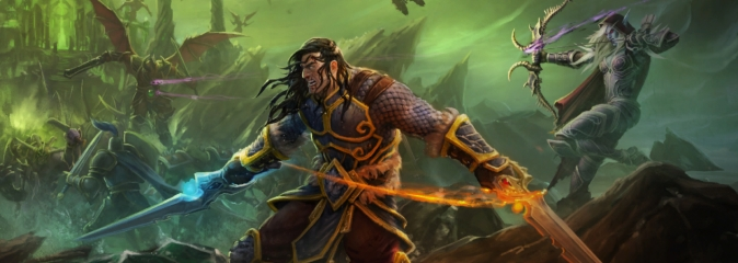 World of Warcraft: экран входа и саундтрек Legion