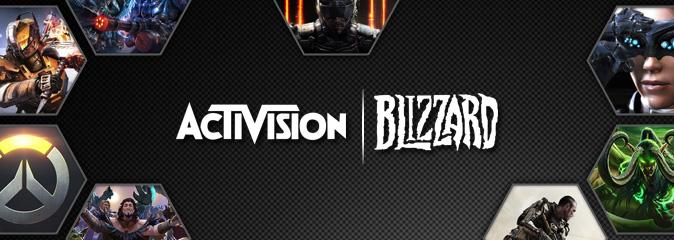 Курс акций Activision Blizzard достиг исторического максимума