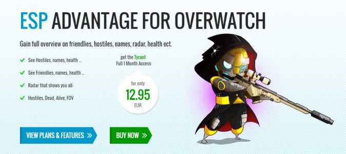 Overwatch watchover-tyrant