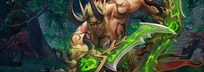 World of Warcraft: Q&A по охотникам на демонов