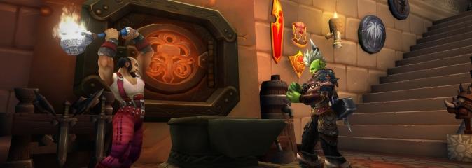 World of Warcraft: обзор профессий в дополнении Legion