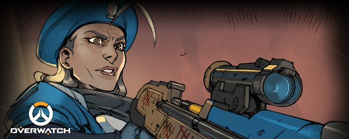 Overwatch: электронный комикс Наследие