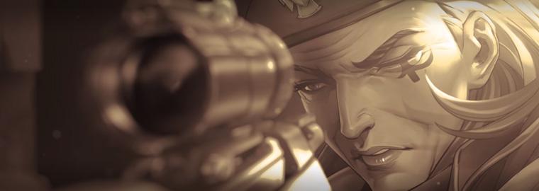 Overwatch: новый герой — Ana