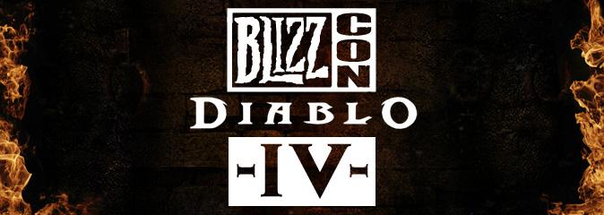 Анонс Diablo IV уже на BlizzCon 2016?
