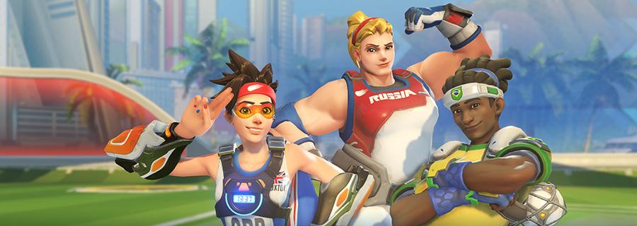Overwatch: Летние игры возвращаются 8 августа