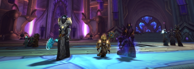 World of Warcraft: обзор оплотов классов