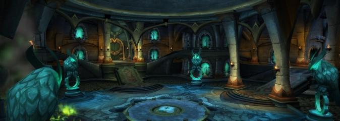 World of Warcraft: обзор Казематов Стражей и Штурма Аметистовой крепости