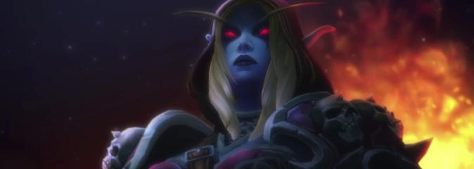 World of Warcraft: внутриигровые ролики Legion