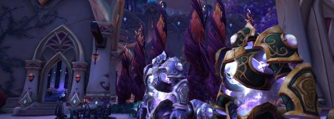 World of Warcraft: обзор Катакомб Сурамара и Квартала Звезд