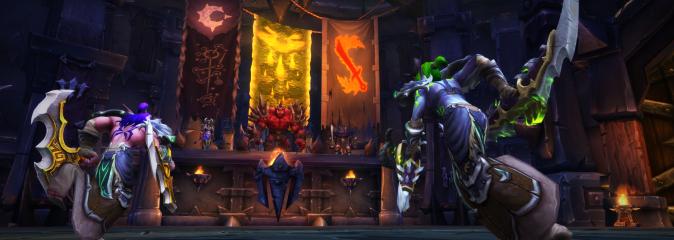 World of Warcraft: вторжения и охотники на демонов доступны в игре!