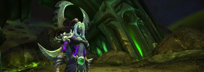 World of Warcraft: обзор вступления охотников на демонов