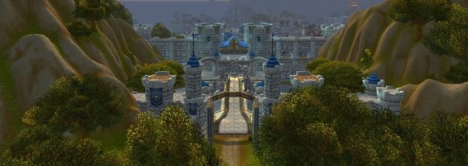 World of Warcraft: Watcher про максимальное отдаление камеры