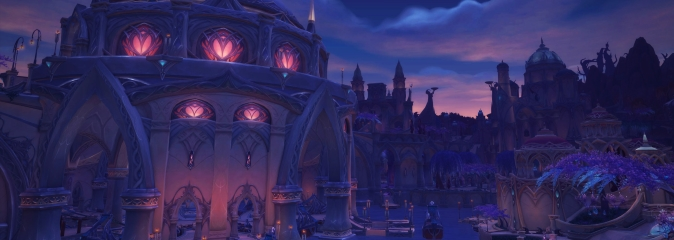 World of Warcraft: обзор локальных заданий