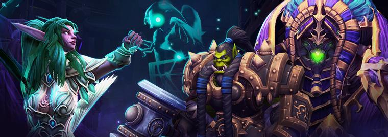 Heroes of the Storm: герои в подарок