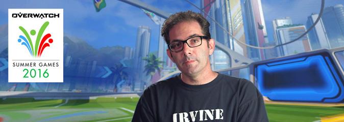 Overwatch: Джефф Каплан о Летних играх