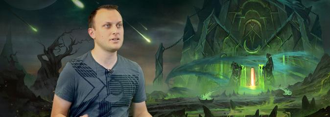 World of Warcraft: интервью Slootbag с Ионом Гацикостасом на gamescom 2016