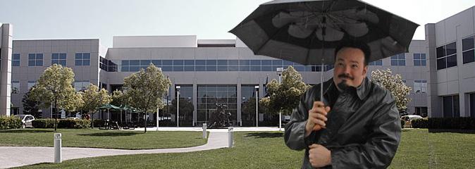 Билл Роупер посетил офис Blizzard Entertainment