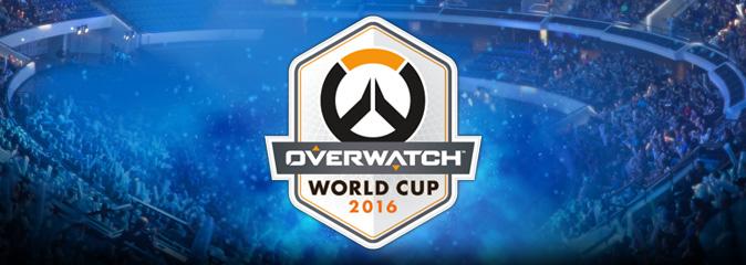 Overwatch: общая информация о чемпионате мира на Blizzcon 2016
