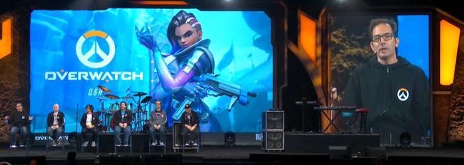 Overwatch: BlizzCon 2016 — сессия вопросов-ответов
