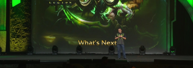 World of Warcraft: BlizzCon 2016 - что дальше в Legion?