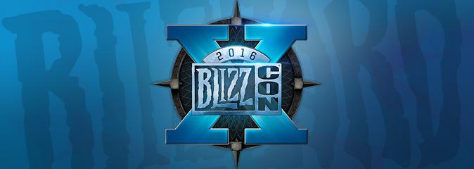 BlizzCon 2016: 25 лет Blizzard - взгляд назад