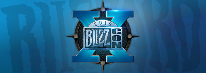 BlizzCon 2016: церемония открытия