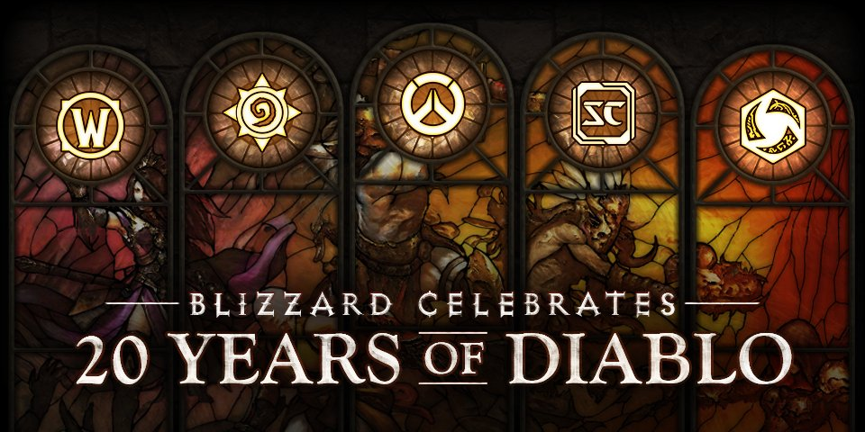 Diablo: празднование 20-летия франшизы