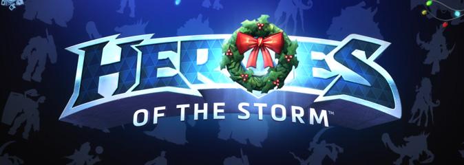 Heroes of the Storm: новое событие — «Зимний Покров 2017»