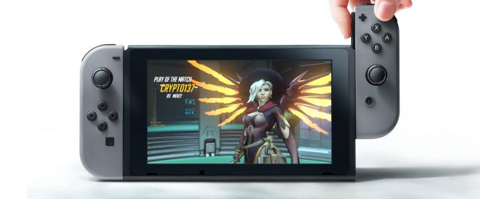 Overwatch: слухи о версии для Nintendo Switch и тематическом контенте