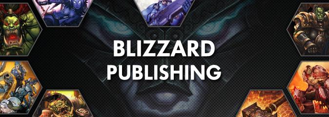 Blizzard Entertainment создают свое издательство