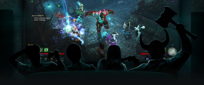 Diablo III: особенности версии для Xbox One X