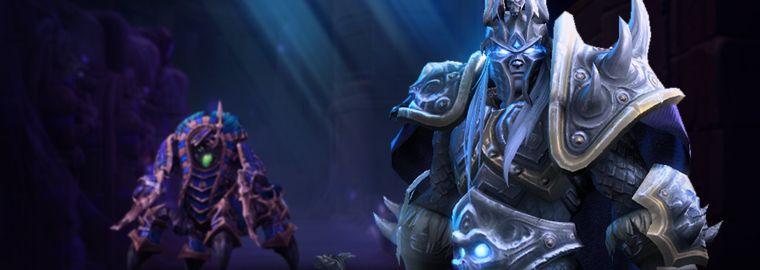 Heroes of the Storm: новая система брони