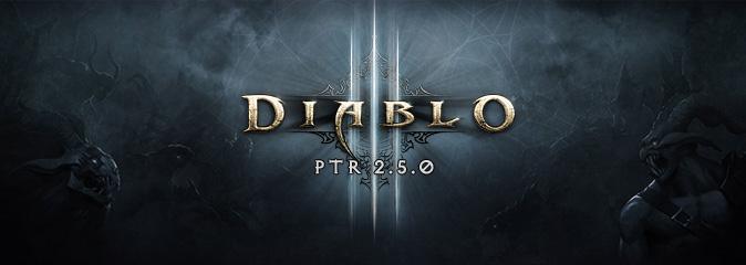 Diablo III PTR 2.5.0: новый вариант изначальных легендарок