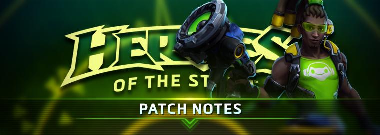 Heroes of the Storm: список изменений обновления от 15.02.17