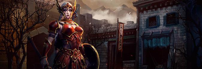 Heroes of the Storm: новый герой — Кассия
