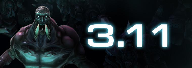 StarCraft II: обновление 3.11 — список изменений