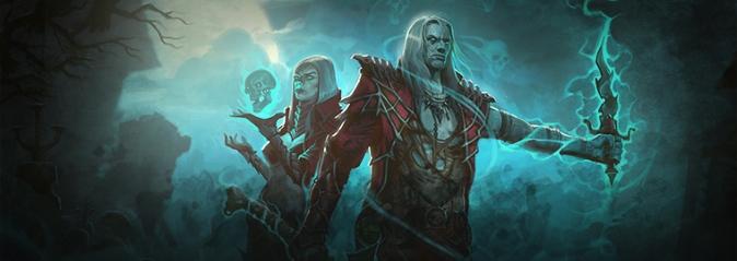 Diablo III: скоро начнется бета-тестирование некроманта