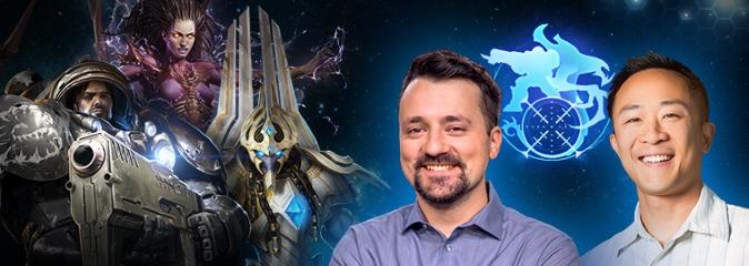 StarCraft II: в понедельник на Twitch.tv покажут нового командира