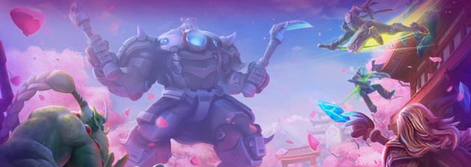 Heroes of the Storm: разработчики переработали поле боя «Ханамура»