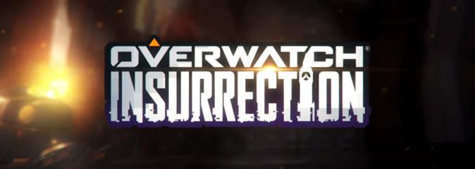 Overwatch: Uprising - официальный трейлер