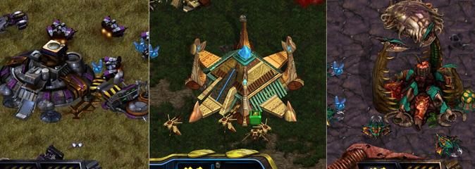 StarCraft: обновление графики
