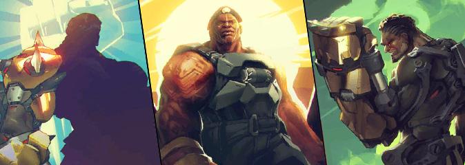 Overwatch: Кулак Смерти и Летние игры
