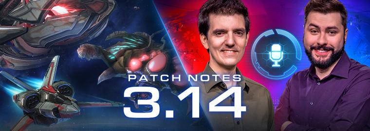StarCraft II: обновление 3.14.0 - список изменений
