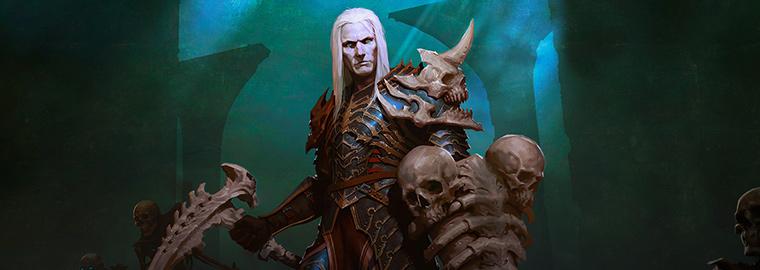Мастерская Blizzard: концепт-арты и 3D-модели «Возвращения некроманта»