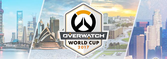 Overwatch: составы команд Чемпионата мира 2017