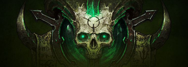 Diablo III Deadly Roots: The Lore of the Necromancer