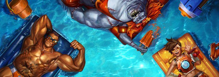 Heroes of the Storm: новое игровое событие - «Все на пляж»!